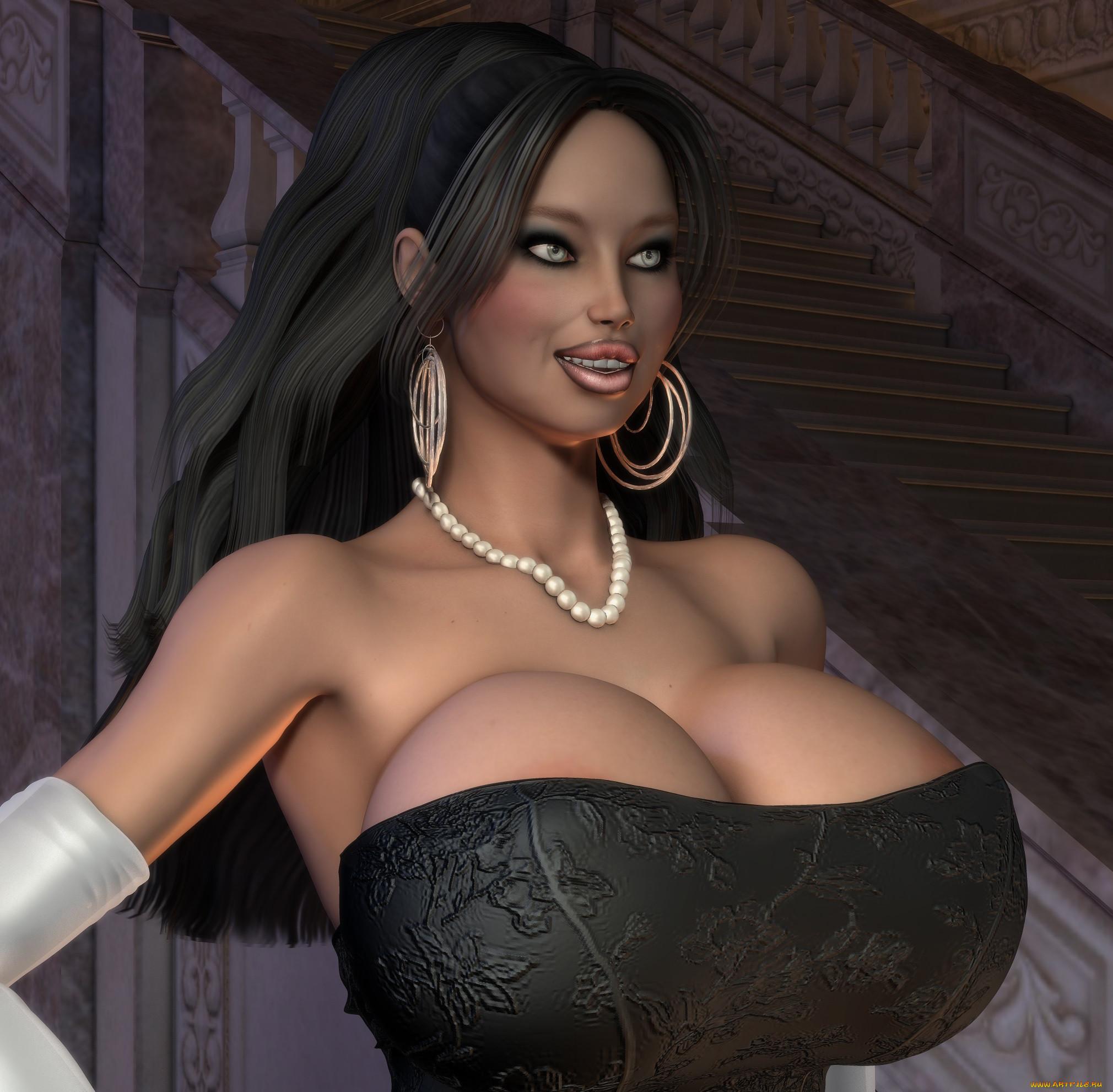 3d big breasts pics exposed photo